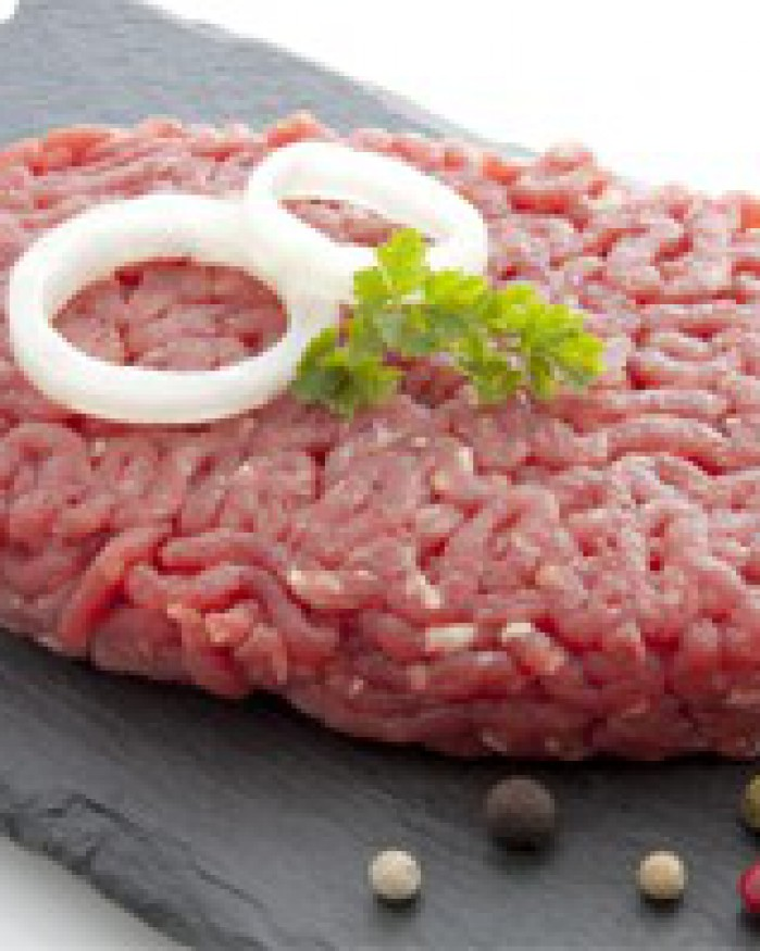 Steak Hache de Veau