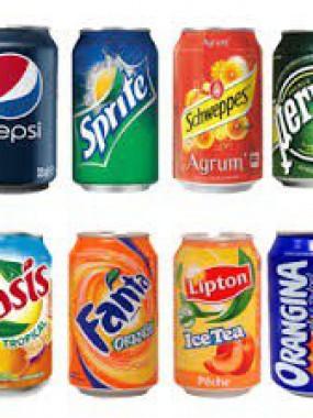 Coca  Boite 33 Cl