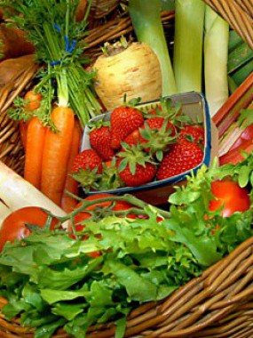 Plateau Légumes