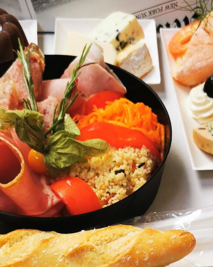 Tradition française :  Le Végétarien