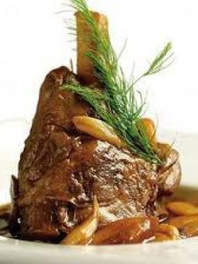 Souris d'agneau cuisson 7 heures