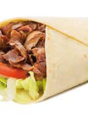 Tortillas Poulet Kebab