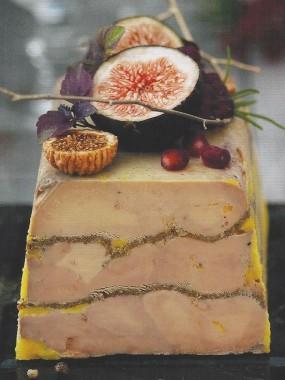 Foie gras Canard Truffé