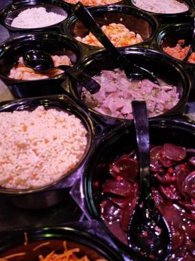 plateau Crudités & Salades